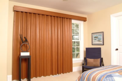 Selecting the right drapes is important. There are many things to consider and we are here to help you understand your options and help you pick the right combination of materials and designs.
