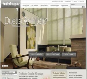 Hunter Douglas Window Treatments by Silverline Specialties